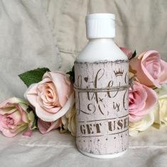 Ler & Kritfärg i flaska