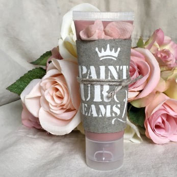Ler & Kritfärg i tub - Färg i tub 50 ml