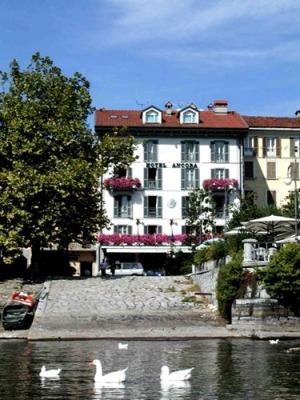 Hotellet i Italien