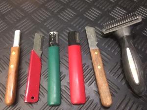 mina ullkamningsverktyg