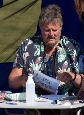 Ringsekreterare: Jan Segersten