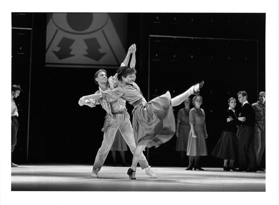 Romeo och Julia på Stora Teatern Göteborg.