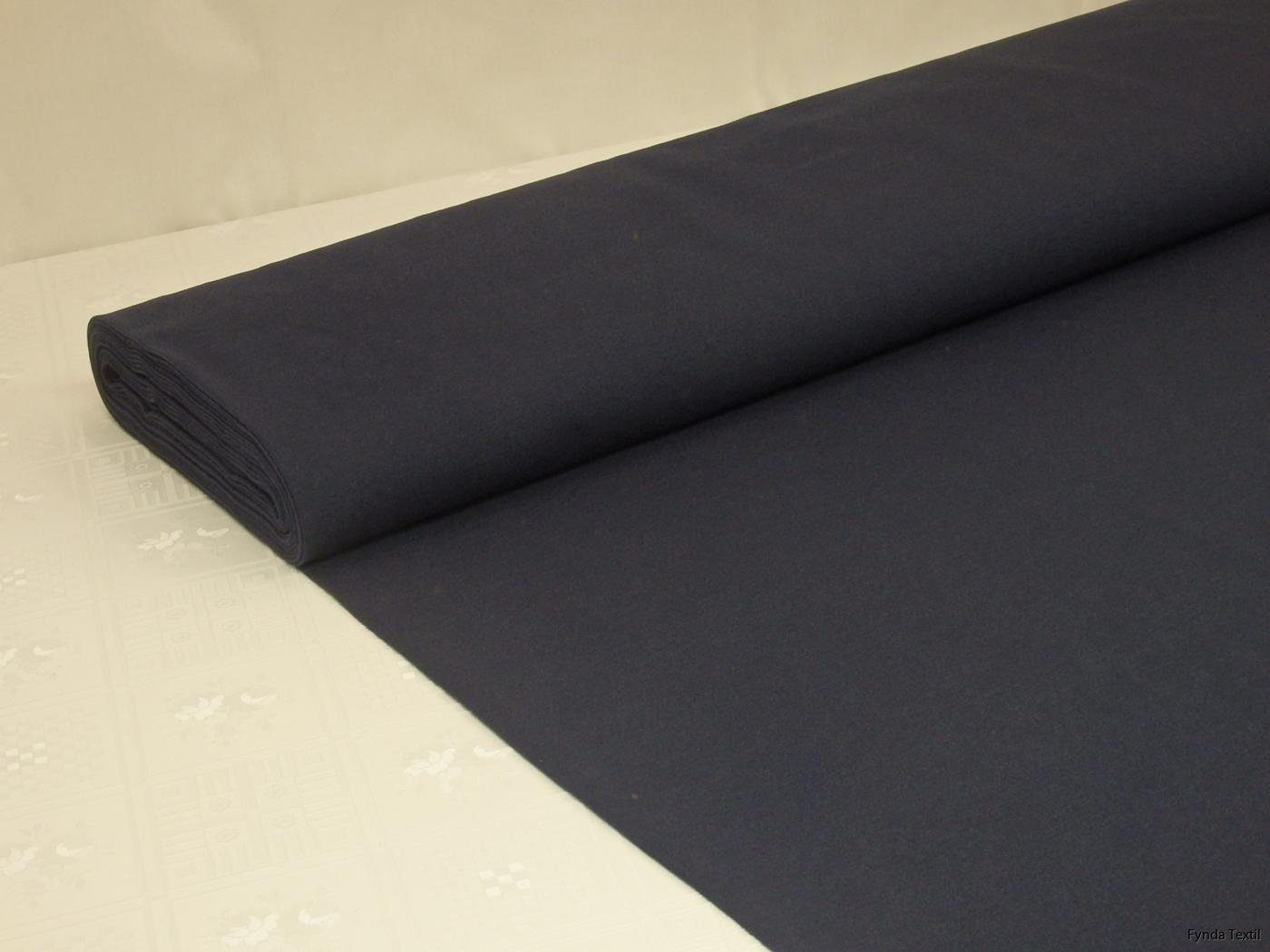 Mörk marinblå eko