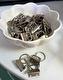 Nyckelring, med fäste och ring 25 mm