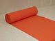 Rundstickad muddväv - (Välj färg) - Orange