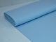 REA! Bomullstrikå enfärgad (Välj färg) - Babyblå eko
