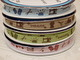 Bomullsband handmade - 10 mm - Välj färg