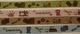 Bomullsband handmade - 10 mm - Välj färg - Ljusbrun