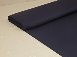 Viscose jersey - Marinblå