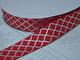 Dekorband 22 mm - Välj färg - Röd