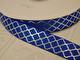 Dekorband 22 mm - Välj färg - Klarblå