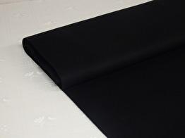 Interlock - 100 % bomull (för kantband, klädsömnad mm) Välj färg - Svart