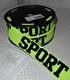 Sport resår 30 mm Välj färg - Neongul/svart
