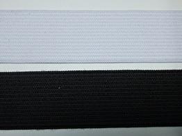 Underklädesresår mjuk 25 mm - Välj färg - Svart 25 mm