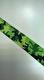 Kamoflagemönstrad resår 28 mm (6 färger) - Limegrön-svart