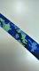 Kamoflagemönstrad resår 28 mm (6 färger) - Blå-svart