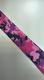Kamoflagemönstrad resår 28 mm (6 färger) - Rosa-lila