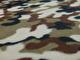 Antipill fleece - Kamoflage brun-beige