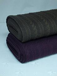 Modetyg för koftor - Jaquard trikå - Välj färg Ökotex