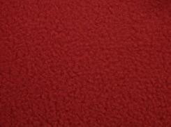 Micro fleece - Röd