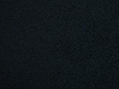 Antipill fleece (polarfleece) - Enfärgad svart