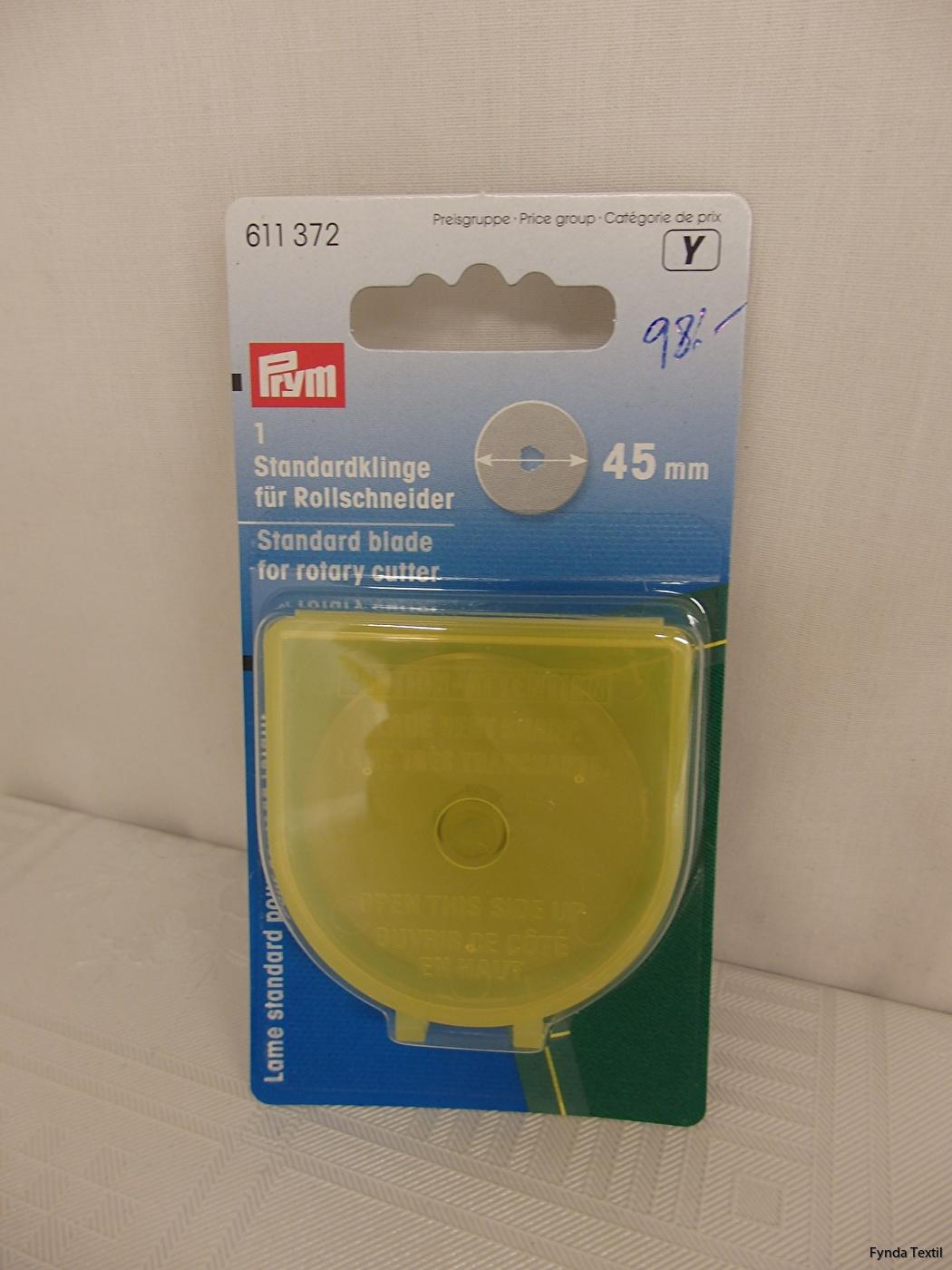 Extra blad 45 mm 98:-/st