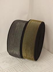 Midjeresår 50 mm - Guld eller silver