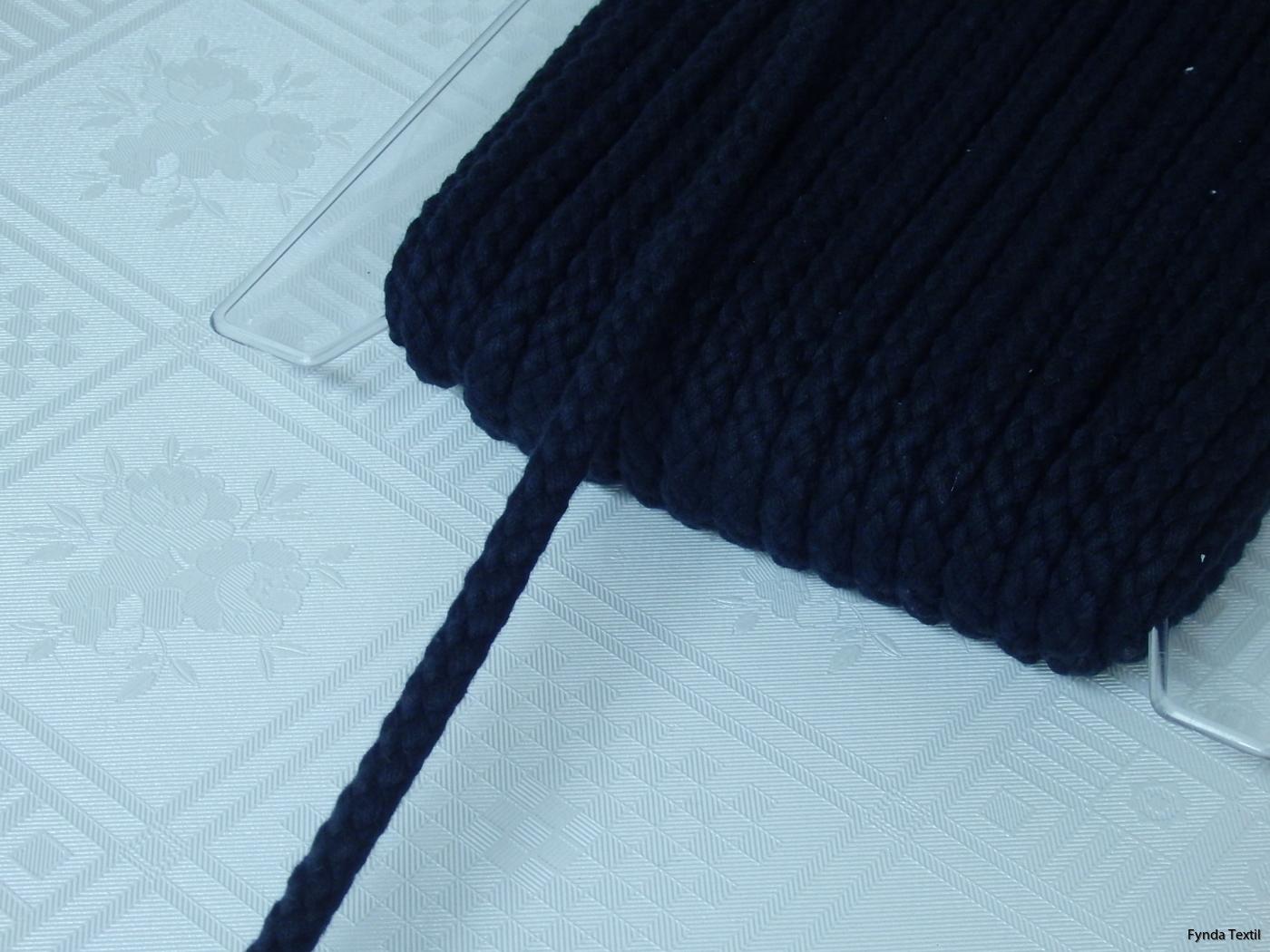 Mörk marinblå