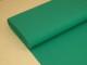 REA! Bomullstrikå enfärgad (Välj färg) - Smaragdgrön eko