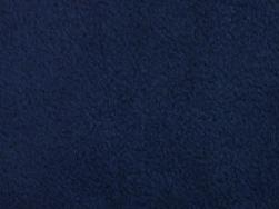 Antipill fleece (polarfleece) - Marinblå