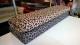 Vävt bomullstyg - Leopardmönster Välj färg