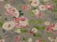 Vårnyhet! Viskostrikå - Vårblommor rosa OekoTex Välj färg