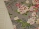 Vårnyhet! Viskostrikå - Vårblommor rosa OekoTex Välj färg - Grå