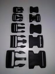 Klickspänne plast (olika storlekar)