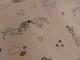 Bomullstrikå - Disney 101 dalmatiner babyrosa rapport Ökotex