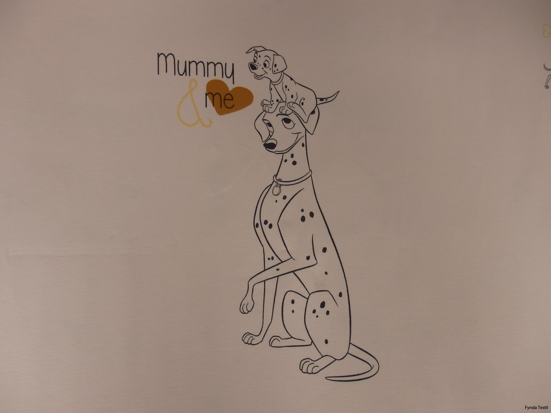 Mummy and Me Ca 8x25 cm