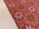 Bomullstrikå - Mandala (Välj färg) Ökotex - Orange-rosa
