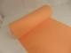 NYTT PRIS! Rundstickad muddväv - Välj färg Ökotex - Orange
