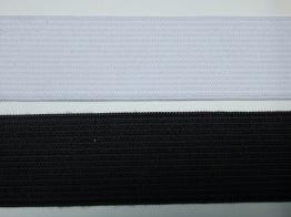 Underklädesresår mjuk 20 mm - Välj färg - Svart 20 mm