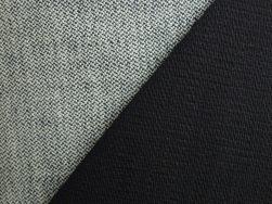 Kraftigt jeanstyg - Mörk marinblå