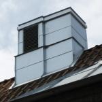 Bild 10 - Ventilationsskorsten
