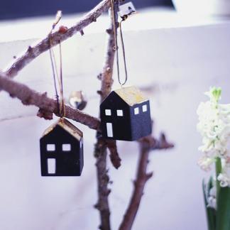 Hängande hus -