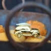 Guldig bil