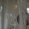 Glasballong stor