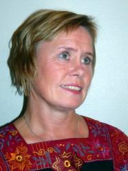 Bertha Ragnarsdóttir
