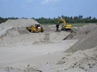 Delta Minerals AB Bagger