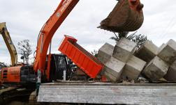 Hexapads leveranser till DPHW färdiga att anläggas
