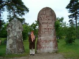 Runsten, bildsten på Gotland
