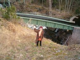 Akvedukt i Håverud, Dalsland