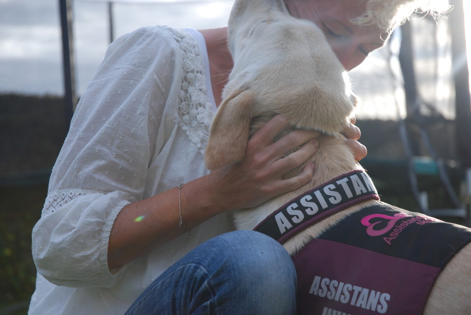 The importance of a service dog and what it does to a person should never be underestimated.